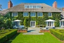 Maison McKenzie / The McKenzie Estate in the Hamptons