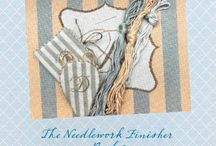 The Needlework Finisher 2 / This is a keepsake book highlighting my finishing in 2014