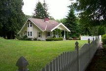 The Kirk Homestead / Maxine's old house in Pennsylvania