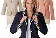 Jacket Patterns / Sewing