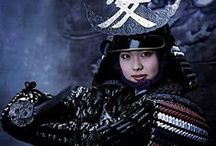 samurai woman 武士の女