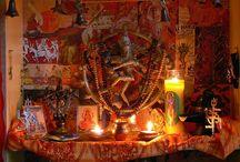 Puja Room / Hindu Altars