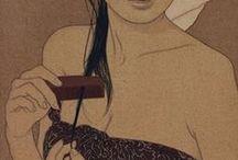 Woman at the Bath