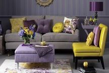 Mardi Gras Style / Bring a little of the mardi gras spirit into your home by combining beads, candles and the mardi gras colours: purple, green and gold. Depending on your tasts, a mardi gras style home can be anything from fun to fabulous and subtle to stand-out.