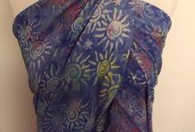 Sarongs and Beachwear / Bali/batik and beachwear