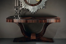 Tables / Tables we find inspiring as designers: Dining tables, console tables, side tables, coffee tables