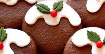 Candy Cane / Christmas Pudding Cookies