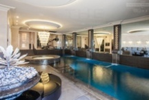 Pools and Spas / A collection of pools and spas by UBER or that inspire us