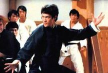 ☯Bruce Lee ☯ /  A man who achieved so much in such a short time. My Inspiration In Everything I Do. / by Marie Redmond