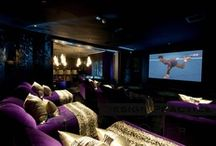 Cinema Rooms / Residential cinema rooms, some we have designed, some by others who inspire us.
