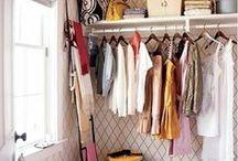 Inspiration | Closets