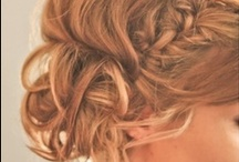 Cute Hairstyles, Makeup etc. / by Glenna Unfred