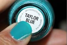Paint it Forward! #TaylorBlue / Help us increase organ donor registrations and celebrate National Donate Life Month in April! Pin your #TaylorBlue nails! www.TaylorsGift.org/TaylorBlue