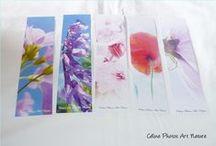 Les marque-pages de Céline Photos Art Nature