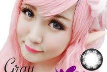 Fairy 16mm Contact Lenses / Shop now at http://shop.jeanmonique.com <3 Thanks loves! <3 #Anthea