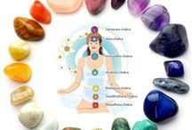 Crystal Healing / Crystals can be placed on specific points or swept over your body during Crystal Healing. Take a look at our selection of healing crystal pictures for ideas. Enjoy! http://www.crystalage.com/online_store/crystal-healing-1134.cfm