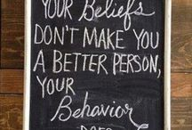 Practice Mutual Accountability
