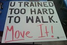 Running Spectator Signs / Funny signs from Race 13.1 spectators... and a few others races too  ;)