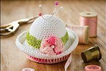 crochet: ideas útiles / by Gatita tejiendo