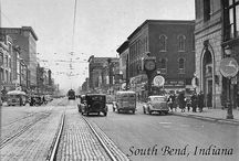South Bend Indiana / My home town / by Mary Henderson
