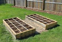 Simple Square Foot Gardenin'