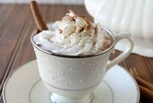 Hot Chocolate Recipes / Great Hot Chocolate Recipes to keep you warm on a chilly day or to satisfy a chocolate craving. #HotChocolatePress #HotChocolate #Chocolate #marshmallows