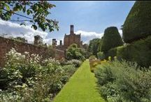 Tudor House Mood Board / Interior ideas for a Tudor Manor House