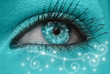 :: Turquoise Enticement :: / Ingredients: 1/4 Sweet 1/4 Sexy 1/4 Cute 1/4 Classy All together Cool n' Sassy
