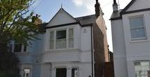 Project Kerr - Chiswick W4 / A dormer over rear addition into one bedroom and bathroom.  Ash Island Lofts