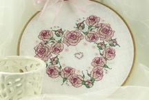 MOTHER'S DAY by Faby Reilly / Mother's Day themed Needlework Designs by Faby Reilly