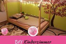 DIY Kinderzimmer / Ein DIY Board rund um das Thema Kinderzimmer. Hier findest du alles was mit DIY bei der Inneneinrichtung, Spielzeug und Deko zu tun hat und natürlich viele weitere DIY Ideen.