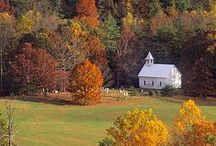 Churches / This board offers images of scenic churches that are local, national, and even international. Comment on a pin if you have visited one of these locations!