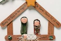 Christmas / Everything Christmas related! Decoration, crafts, food, and lessons. These pins are for all age groups.