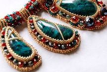 Beaded Jewelry / Amazing creation by beaders
