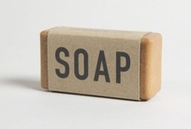How to Package Your Soap - ideas! / Presentation is often just as important as the product.  Here are a selection of soaps with a range of packaging ideas.