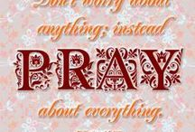 PRAYER / by Jutta Sch
