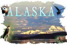 Travel USA - Alaska / by Jutta S