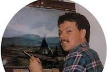PAINTINGS - Thomas Kinkade / Thomas Kinkade: Paintings, Figurines, Books,etc. / by Jutta S