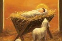 CHRISTMAS - Nativity / by Jutta S