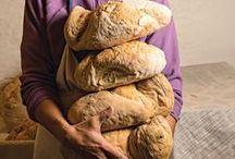Rustic bread / by Madalena Ribeiro
