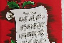 CHRISTMAS - Music / by Jutta Sch