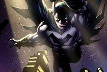 Batman / It's BATMAN!!!......du Dark KNIGHT!!!.......YEAH!!! / by Haden Sasser
