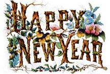 NEW YEAR'S Greetings / by Jutta S