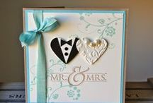 My Papercraft Inspiration - Weddings / Ideas for Wedding Cards