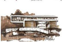 Architecture Scetches