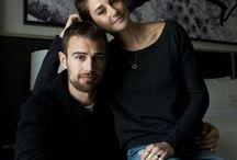 Shailene and Theo
