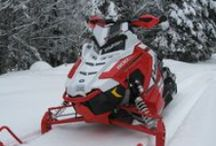 Polaris AXYS / snowmobile AXYS