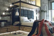 """Industrial Loft"" / The House of my dreams...!"