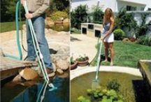 Seasonal Care / Products & Information to Help you Prepare your Pond or Water Garden through the Changing Seasons