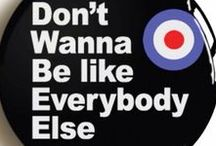 We are the Mods / Vintage and vintage inspired 60s mod style clothes etc